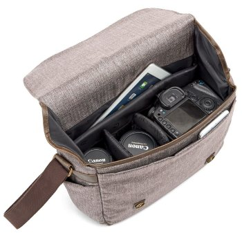 Evecase Urban Life Messenger DSLR Camera Bag