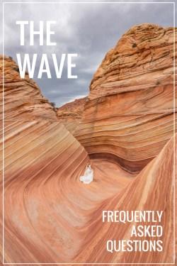 Hiking to The Wave, Arizona by Wandering Wheatleys