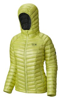 Mountain Hardware Ghost Whisperer Down Hooded Jacket