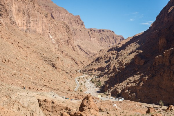 Todra Gorges, Morocco by Wandering Wheatleys