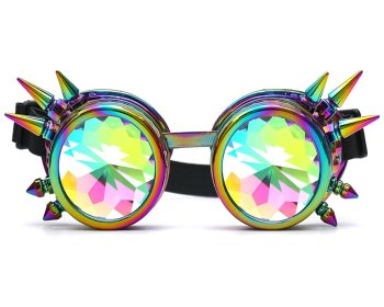 Burning Man Goggles