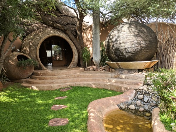 Bush Suite, Okonjima Nature Reserve, Namibia by Wandering Wheatleys