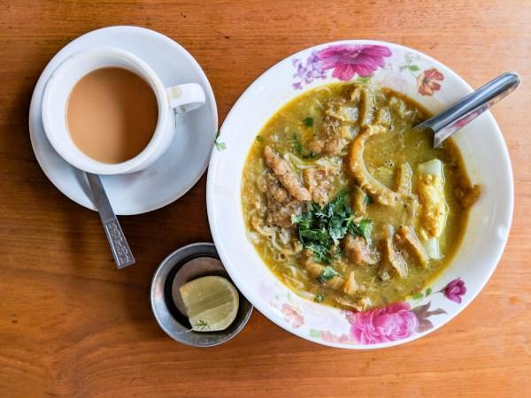 The Best Tea Rooms in Mandalay: Min Thi Ha