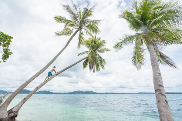 How to Visit The Balabac Islands, Philippines: Candaraman Island