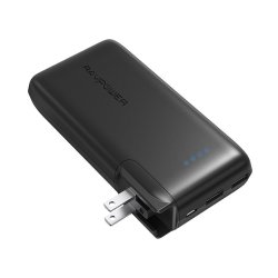 RAVPower 2-in-1 Wall Charger and 10000mAh Power Bank