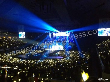 ALIVE World Tour 2012 - Singapore The Beginning