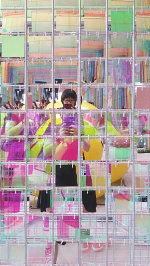 Diffracted Impressions - by: Jayawat Nikhrovatanayingyong, Wong Shi Min Serene, Kwan Yeong Kong