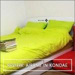Airbnb Review: Entire Flat at Gwangjin-gu, Seoul