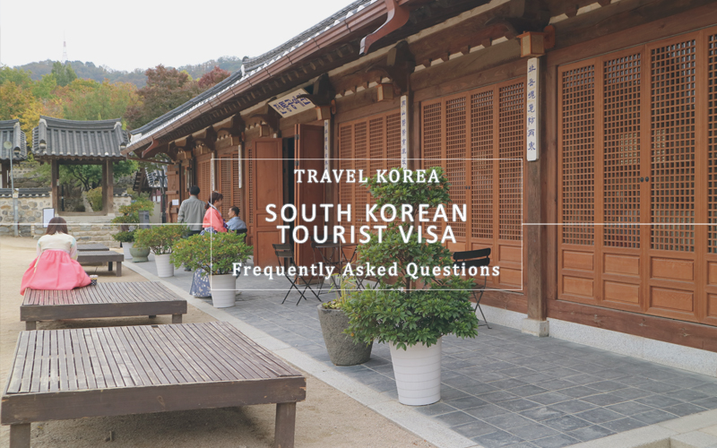 FAQs on South Korean visa