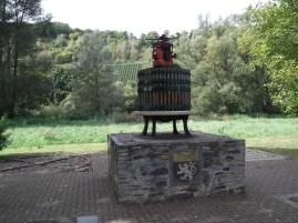 Alte Weinpresse Promenade