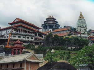 Top Attractions in Penang Kek Lok Si