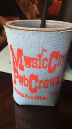 Firecracker Pub Crawl with the Music City Pub Crawl group!
