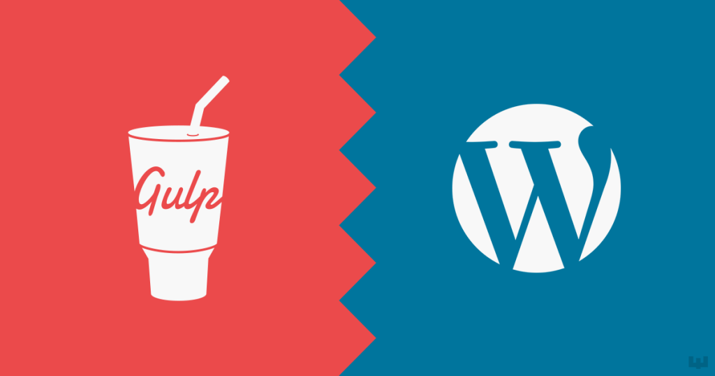 Gulp e Wordpress