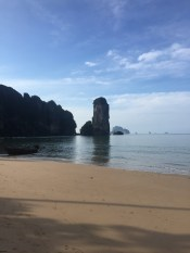 Views from Pai Plong Beach