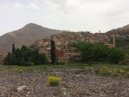 Gorgeous Imlil village!
