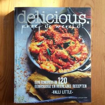 Kookboektip: Delicious. Proef de Wereld!