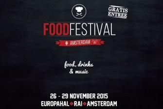 Foodfestival Amsterdam