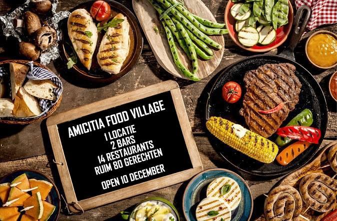 Amicitia Food Village