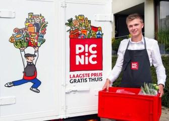 Online supermarkt Picnic breidt verder uit