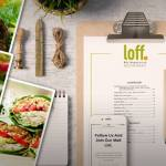 Nieuw geopend: Restaurant LOFF