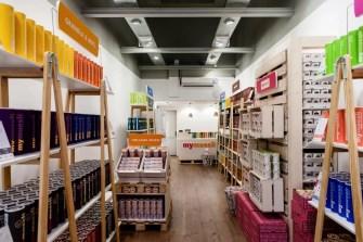 Nieuw geopend: mymuesli Store