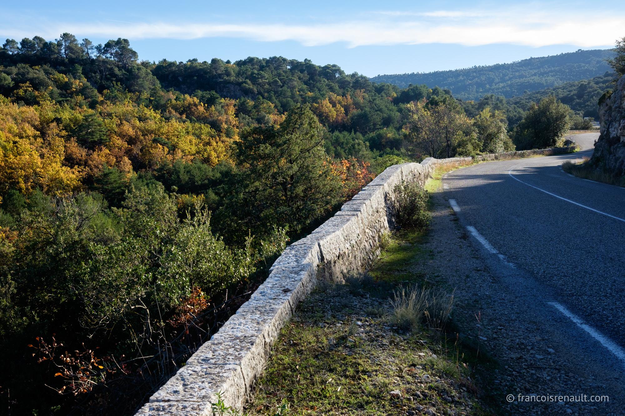 Haut Var, Provence, France.