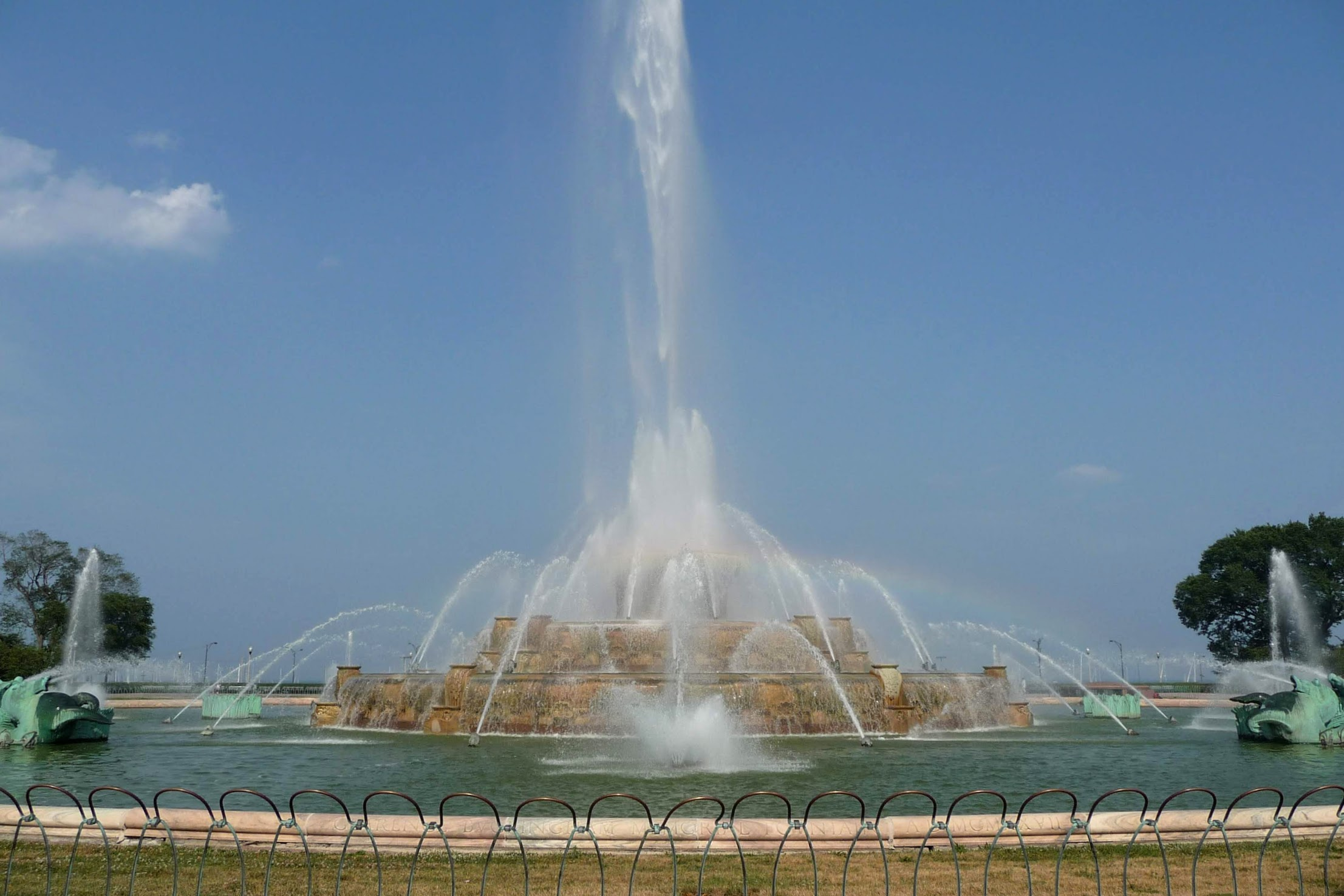 Chicago Fountain 1