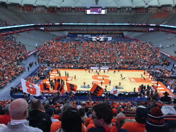 Syracuse University Basketball