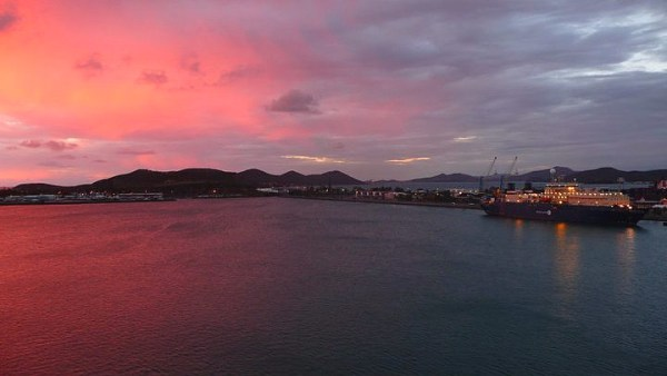 Noumea Sunset