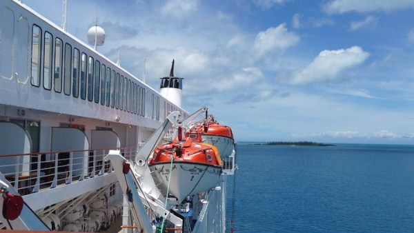 Cruising Tips - South Pacific Cruise