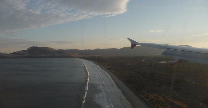 Tasmania flight