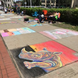 Chalk Painting 2