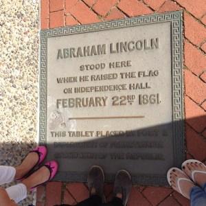 Lincoln Marker