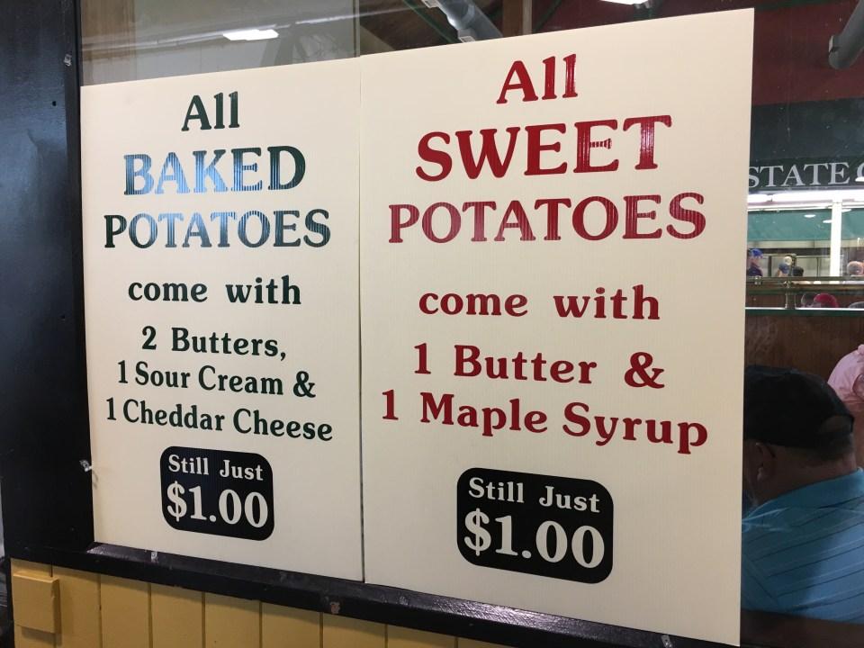 NYSF Potatoes