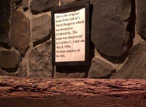 Salem Dungeon Beam