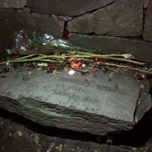 Bridget Bishops Memorial - Salem Witch Trials Memorial