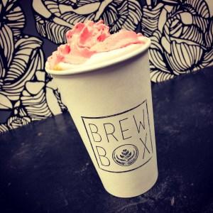 Brew Box Latte - Salem