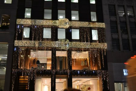 Christmas in NYC Fifth Avenue - Christmas in New York City