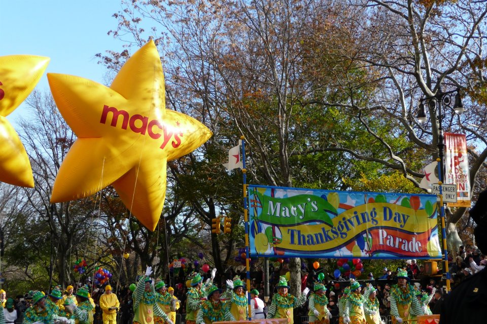 NYC Macys Thanksgiving Parade 1