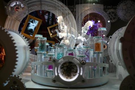 NYC Macys Window 2011