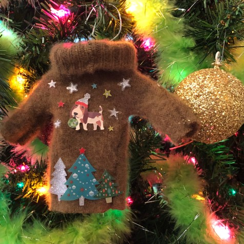 Festival of Trees Ugly Sweater