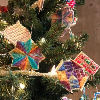 Festival of Trees Needlepoint