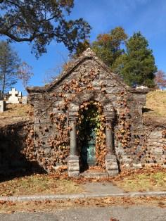 Sleepy Hollow Cemetery Vault