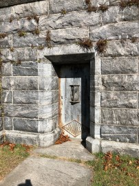 Sleepy Hollow Cemetery Mausoleum