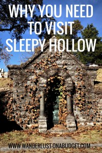 Sleepy Hollow - www.wanderlust-onabudget.com