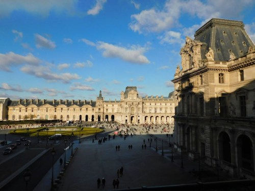 Louvre Paris - Europe Travel Advice