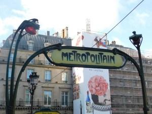 Metro Paris - Europe Travel Advice