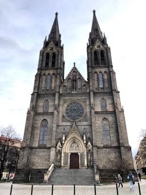 Prague Church - Europe Travel Advice