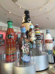 Atlanta Coca-Cola Bottles