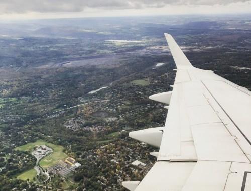 Flight - My Travel Horror Story